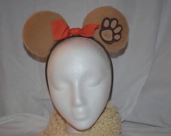 Wicket the Ewok Mickey Ears