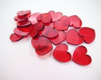 Heart/Life game token