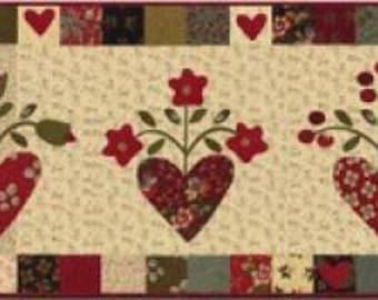 HEART to HEART Pattern by Jan Patek Quilts Inc.
