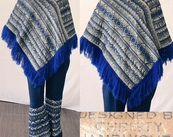 Mexican Jumpsuit Ethnic Embroidered Jumpsuit 70s Bell Bottoms Jumpsuit Pant Suit