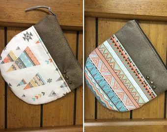 Round Bottom Accessory Pouch