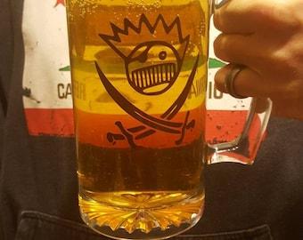 Pirate Boognish Mug