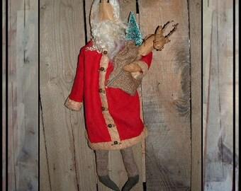 instant download pattern Santa rag doll reindeer stick horse HAFAIR ofg faap Lucys Lazy Dayz 167