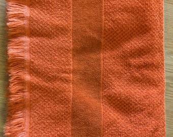 Fieldcrest Bath Towels Set of Two 1970s 100% cotton