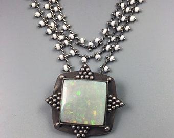 Star Opal Neclace