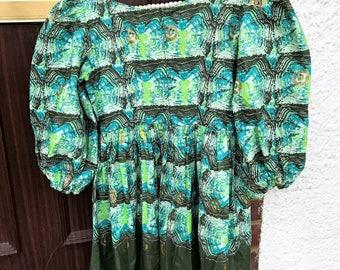 Leona African dress
