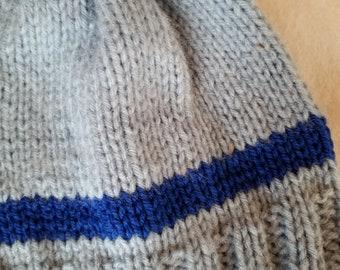 Hat Hand Knit