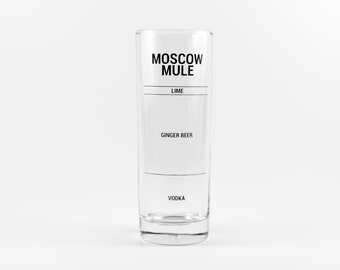 Moscow Mule Recipe Glass