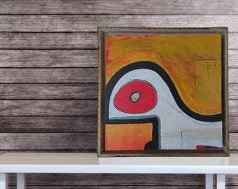 Abstract Painting, Framed Painting, Painting, Original art, Abstract art, original painting, wall art, modent art, abstract painting