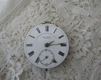 Antique watch part for the collector