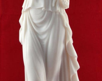 Persephone Goddess Queen of the Underworld greek mythology statue 10 inches