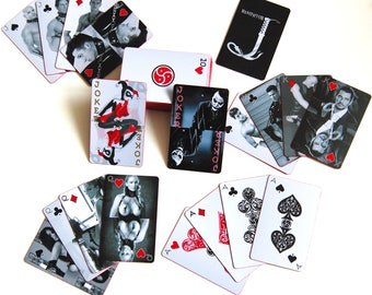 Poker deck of cards 52