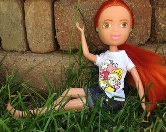 Repaint Rescue Doll by TangoBrat - Allison 17-002