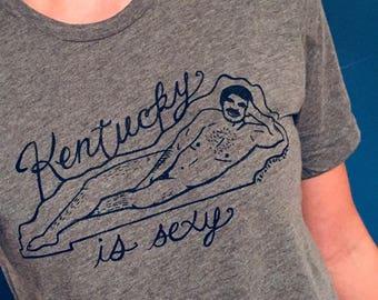 Kentucky is sexy t-shirt
