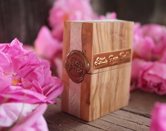 Organic Rose Oil (Rose Otto) from Rosa damascena - Pure Essential Oil - from the Bulgarian Rose Valley