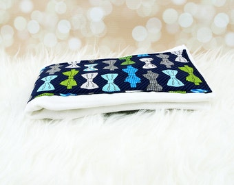 Baby Burp Cloth (Bowties) ||| Bowtie Burp Cloth, burp rag, baby burp cloths, burping rag, baby shower gift, baby gift, new baby gift