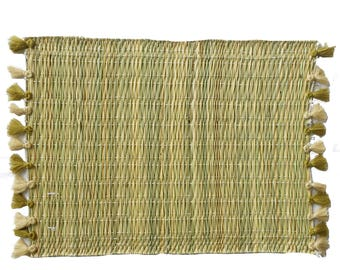 LOLA placemats with tassels - set of 2 JOSHUA TREE