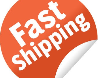 Express  shipping With Tracking