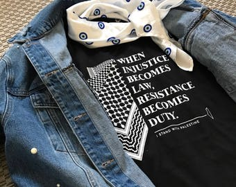 I Stand Solidarity T-Shirt