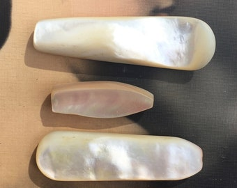 Antique Mother of Pearl Handles Supply