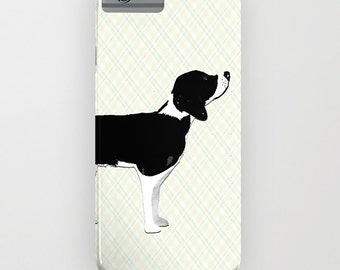 Beagle Dog on Phone Case -  iPhone 6S, iPhone 6 Plus, Gifts for Pet Lovers, Beagle Gifts, Samsung Galaxy S7, Dog gifts , iPhone 8