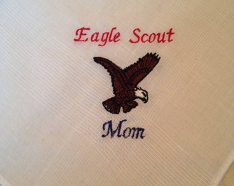 Eagle Scout Mom or Dad hankerchief