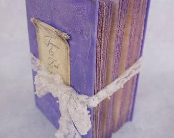 Fairytale Wedding Guest Book, Lilac guest book, Photo album, Shabby Chic Wedding, Custom Wedding Photo Booth album