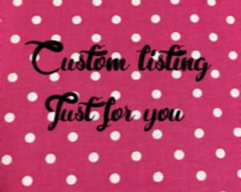 Spotter Custom Listing