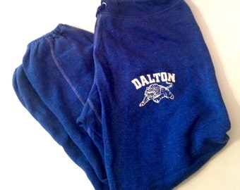Vintage Dalton School Sweatpants
