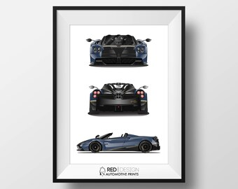Huayra Multiple Choice Print