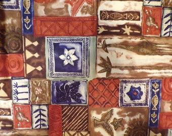 Zimba & The Palms Alexander Henry 100% Cotton Fabric #379