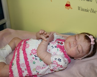 Welcome Libby: By Cindy Musgrove, A 3 month old precious baby girl would make a great gift for birthday or any occasion