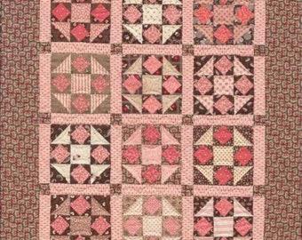 SALE!! Civil War Legacies pattern - Minnie's Moustache by Carol Hopkins
