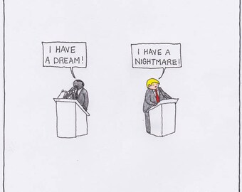 Dream or Nightmare Cartoon