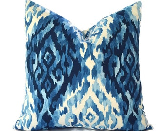 Outdoor Pillows Pillow Covers Decorative Pillows ANY SIZE Pillow Cover Outdoor Richloom Lakat Baltic