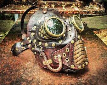 Masque de Scout Steampunk Apocalypse