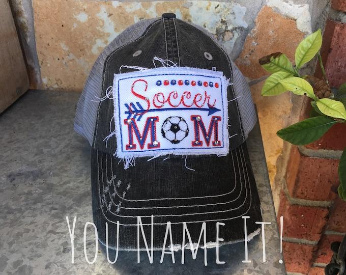 Sport Mom Baseball Cap
