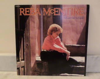 Vintage 1987 Vinyl LP Record Reba McEntire The Last One To Know Near MInt Condition 14042