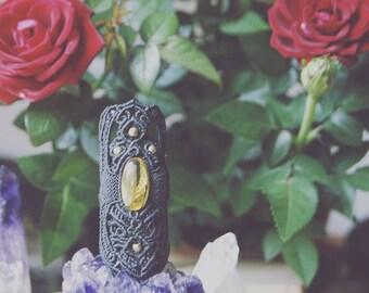 Excalibur sacred ring