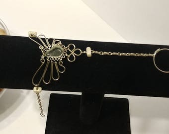 Slave bracelet Tibetan silver