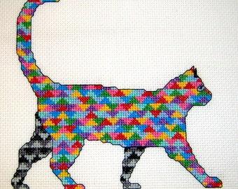 Calico Cat--LB14297
