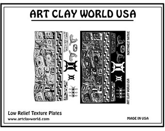 Northwest Native Low Relief Texture