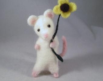 Needle Felted Mice, Mice Gift, Mice Decor, Needle Felted Animal, Felted Animals, Felt Animals, Needle Felted Mouse, Needle Felt, Felt Mouse