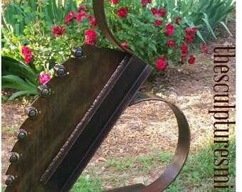 Metal Sculpture-Metal Art-Sculpture-Abstract Sculpture-outdoor metal sculpture-modern sculpture-garden sculpture-landscape sculpture