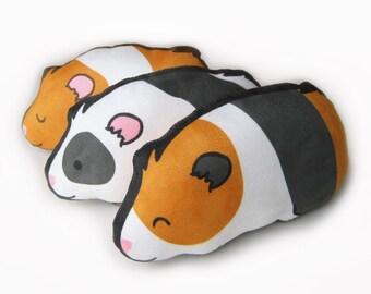 Guinea Pig Plush Pillow