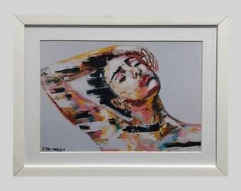 Framed Abstract Art Print | Wall Print | Art Print | Wall Art | Pop Art | Framed Wall Print | Framed Wall Art | Abstract Art | Home Decor |
