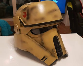 Rogue One Shore Trooper Replica fully finished wearable helmet *fanmade*