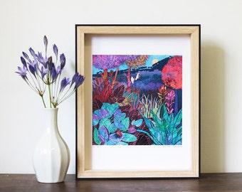 A4 Art Print - Twilight