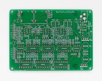 Shruthi Dual SVF Filter PCB