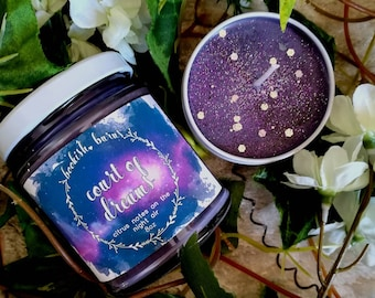 Court of Dreams Soy Candle